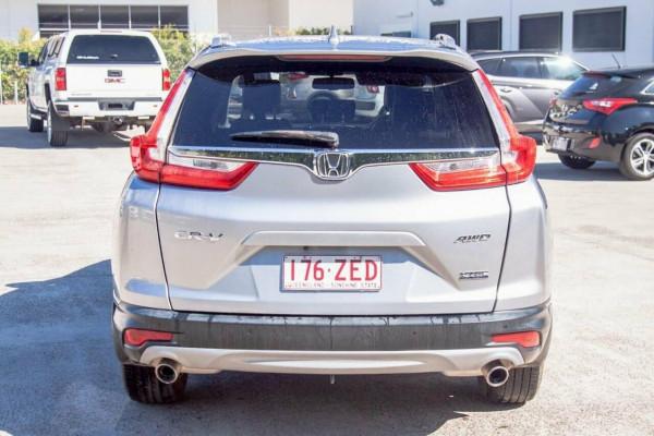 2017 MY18 Honda CR-V MY18 VTi-LX (AWD) Suv Image 4