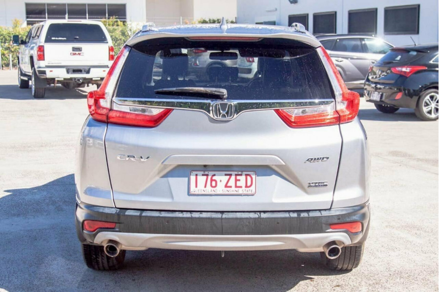 2017 MY18 Honda CR-V MY18 VTi-LX (AWD) Suv