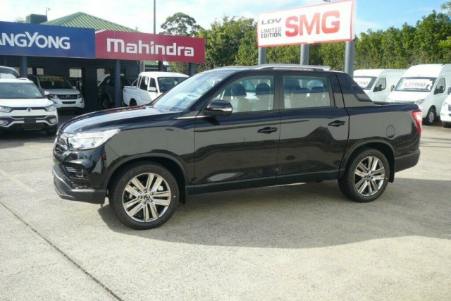 2018 SsangYong Musso Ultimate 8 of 20