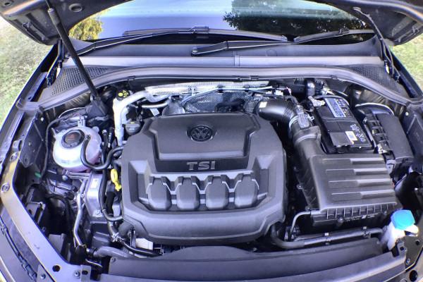 2018 MY19 Volkswagen Tiguan 5N Comfortline Suv Image 3