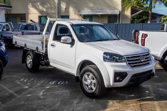 2020 MY18 Great Wall Steed K2 Steed Single Cab Cab chassis Image 3