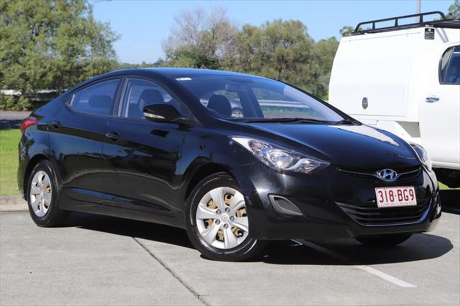 2011 Hyundai Elantra MD Active Sedan Image 1