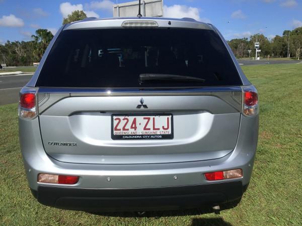 2013 MY14 Mitsubishi Outlander ZJ  LS Suv