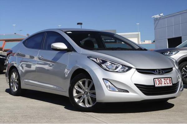 2014 Hyundai Elantra MD3 SE Sedan Image 2