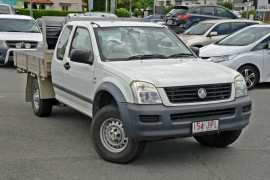 Holden Rodeo LX Space Cab 4x2 RA MY06