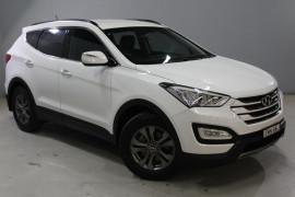 Hyundai Santa Fe CM MY12