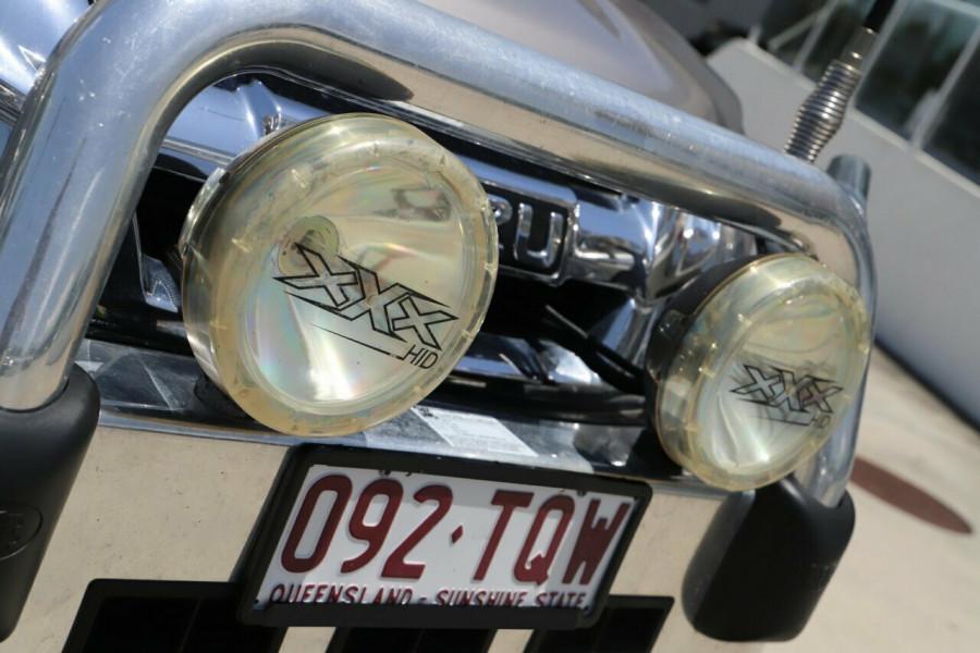 2013 MY12 Isuzu Ute D-MAX MY12 LS-Terrain Crew Cab Utility