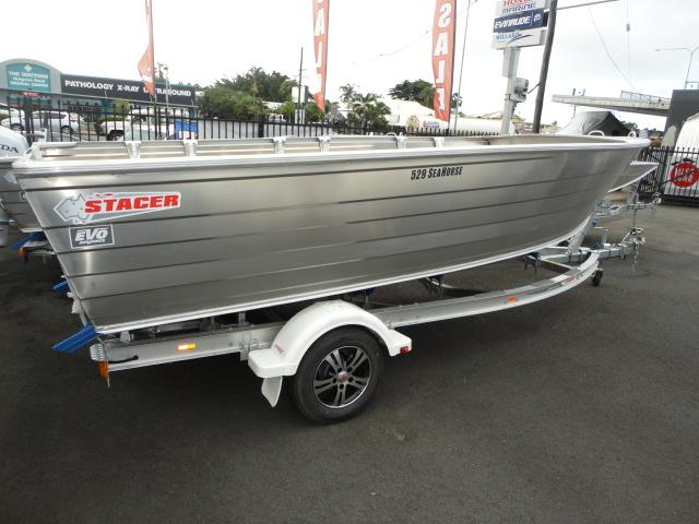 2018 Stacer Seahorse EVO Boat