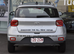 2020 Hyundai Venue QX Go Wagon Image 4