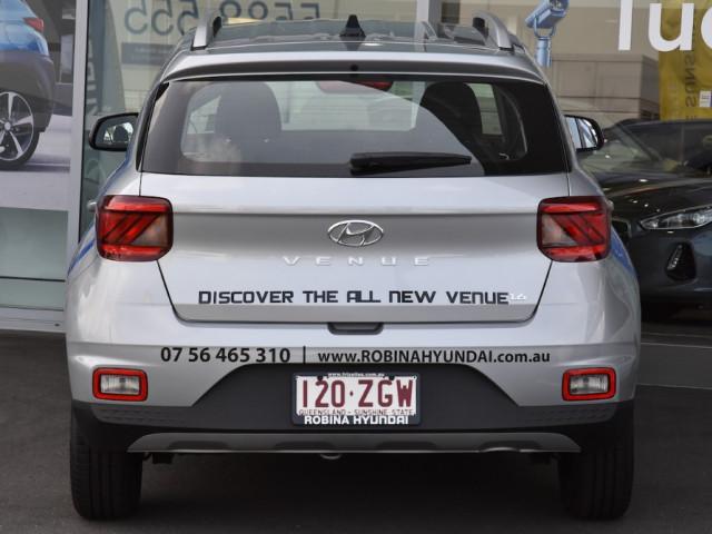 2020 Hyundai Venue QX Go Wagon