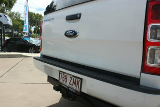2015 Ford Ranger PX XL Hi-Rider Cab chassis Image 5