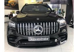 2020 Mercedes-Benz Gl Class Wagon Image 2