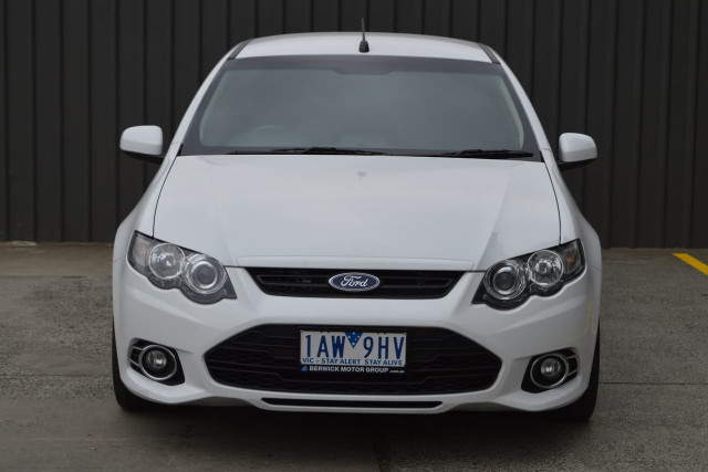 2014 Ford Falcon Ute XR6 Turbo 18 of 21