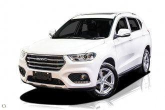 2021 MY20 Haval H2 Lux Suv