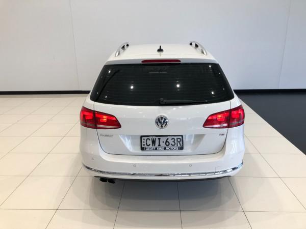 2014 Volkswagen Passat 3C 118TSI Wagon Image 5