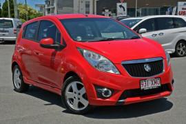 Holden Barina Spark CDX MJ MY11