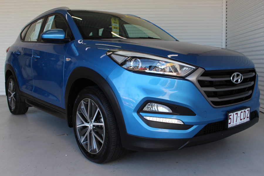 2015 Hyundai Tucson ACTIVE X FWD TL 4D  6SP AUTOMATIC Suv Image 1