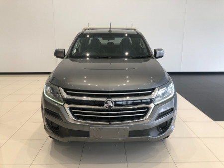2016 Holden Colorado RG Turbo LS 4x4 d/c chass Image 3