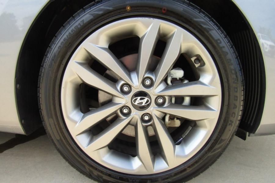 2016 Hyundai I30 GD4 SERIES II MY17 SR Hatchback