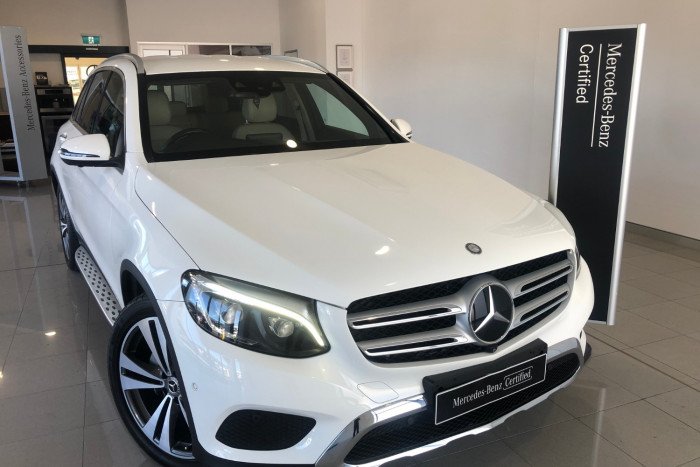 2017 MY07 Mercedes-Benz Glc-class X253 807MY GLC250 Wagon