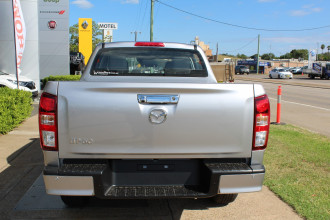 2020 Mazda BT-50 TF XTR 4x4 Dual Cab Pickup Cab chassis Image 5