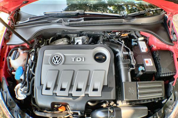 2011 MY12 Volkswagen Golf VI MY12 GTD Hatch Image 3