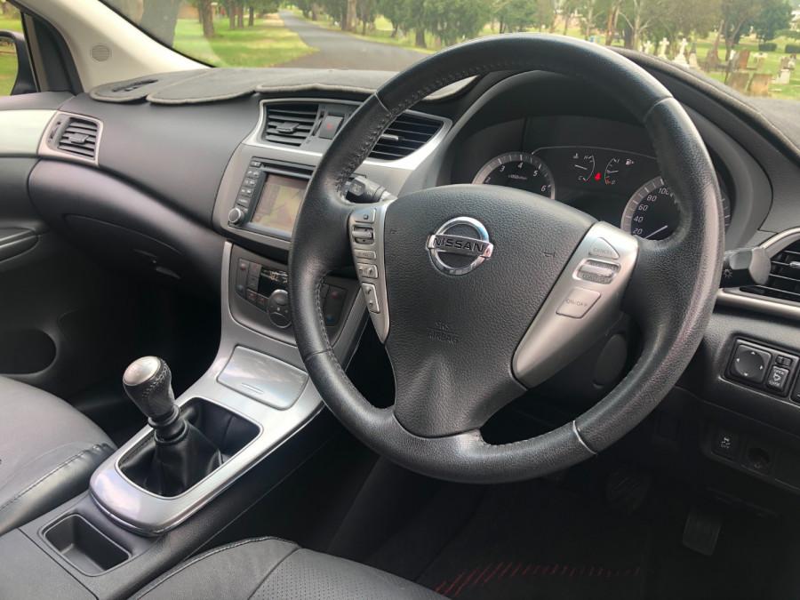 2013 Nissan Pulsar C12 Turbo SSS Hatchback