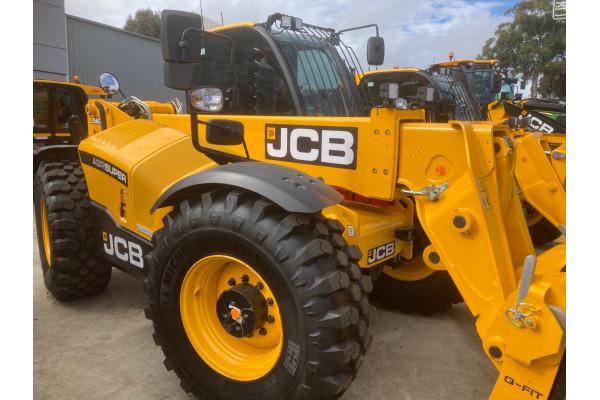 2021 JCB 560-80 AGRI SUPER Forklifts & telehandlers Image 2