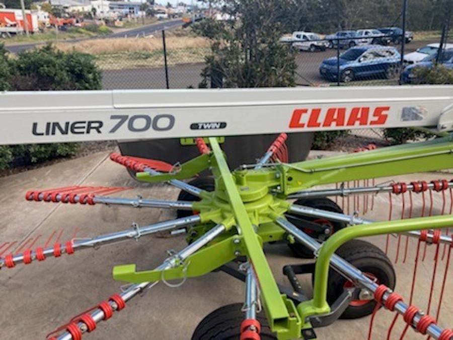2021 CLAAS L1700T ROTARY RAKE Hay rake Image 7