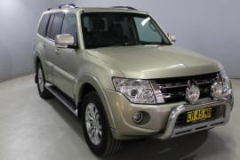 Mitsubishi Pajero NW MY13