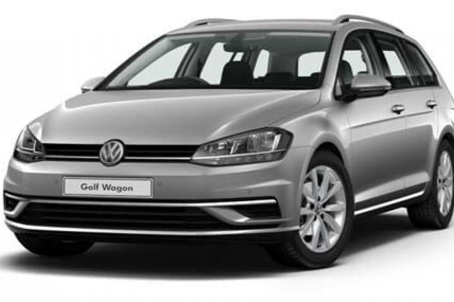 2018 MY19 Volkswagen Golf Wagon 7.5 110TSI Comfortline Wagon