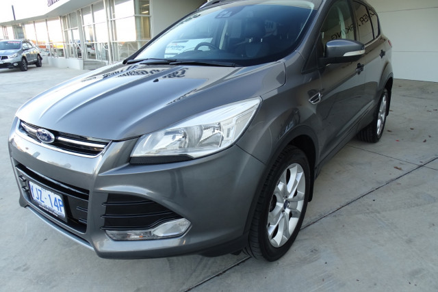 2014 Ford Kuga Trend AWD 3 of 25