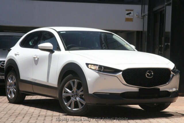 2020 Mazda CX-30 DM Series G20 Touring Wagon
