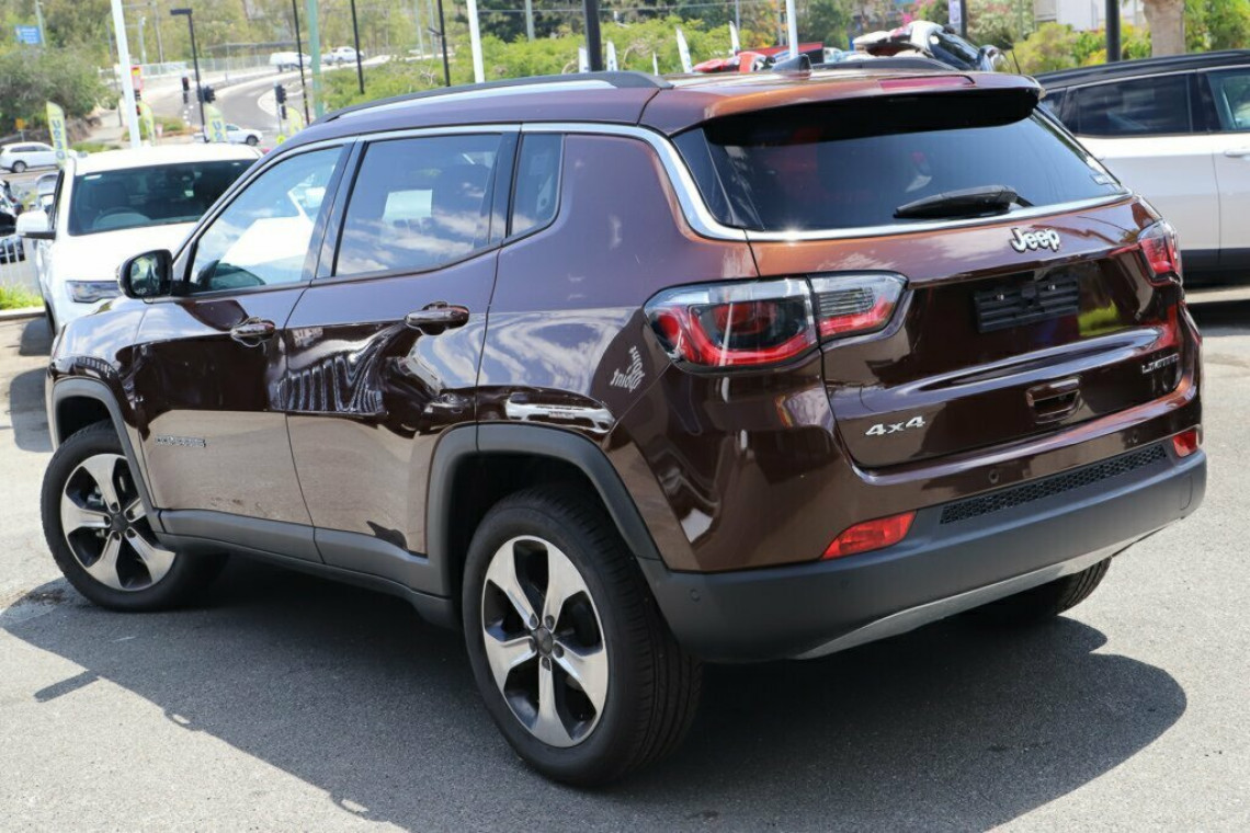 2018 Jeep Compass M6 Limited Suv