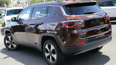 2018 Jeep Compass M6 Limited Suv Image 2
