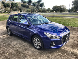 2019 Hyundai I30 PD2 MY19 Active Hatch