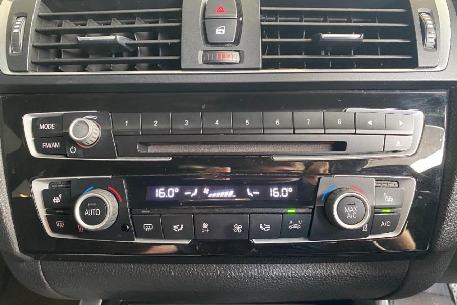 2015 MY14 BMW 1 Series Hatchback