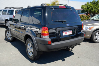 2003 Ford Escape BA XLT Suv Image 4