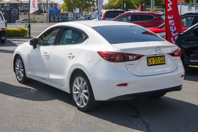 2014 Mazda 3 BM Series SP25 Astina Sedan Image 3
