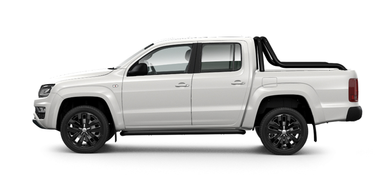 Amarok V6 Highline Black 4x4 8 Speed Auto<br>