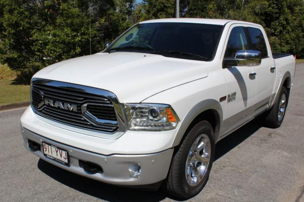 2018 MY19 Ram 1500 (No Series) Laramie Crew cab
