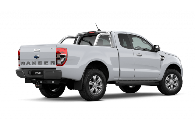 2020 MY20.75 Ford Ranger PX MkIII XLT Super Cab Utility Image 4