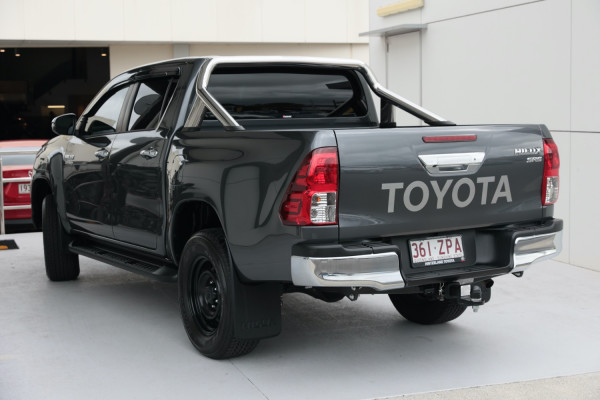 2020 Toyota HiLux GUN126R SR5 Ute