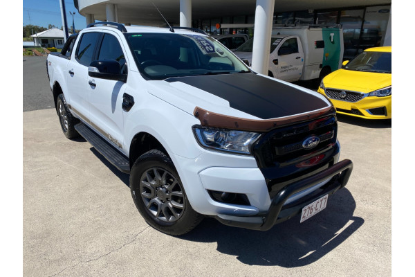 2017 Ford Ranger PX MkII 4x4 FX4 Special Edition Crew cab Image 2