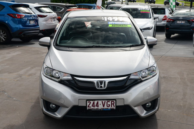 2014 MY15 Honda Jazz GF VTi-L Hatchback Image 3