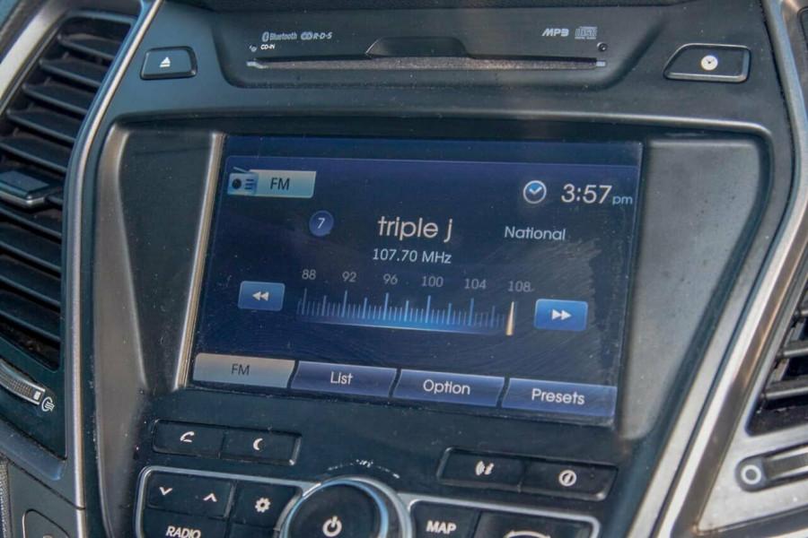 2015 Hyundai Santa Fe DM MY15 Highlander CRDi (4x4) Suv Image 12