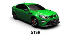 New HSV GTSR
