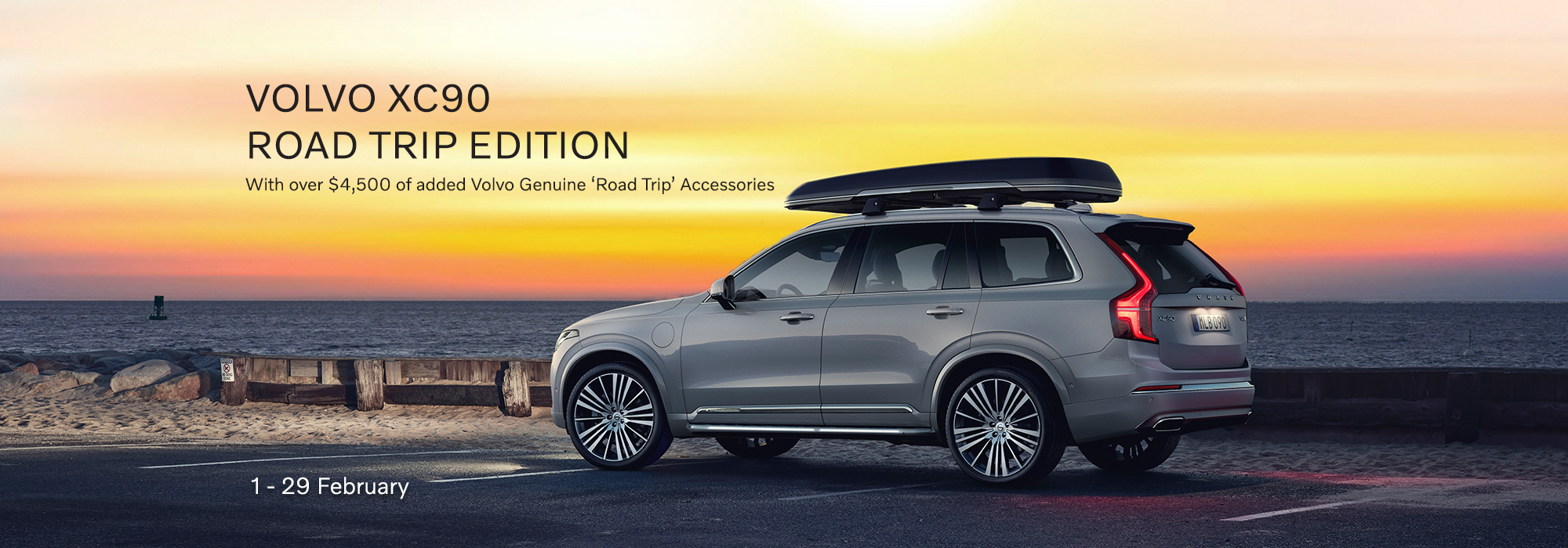 Exceptional value at Volvo Cars Rushcutters Bay