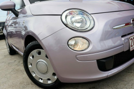 2013 Fiat 500 Series 1 Pop Dualogic Hatchback