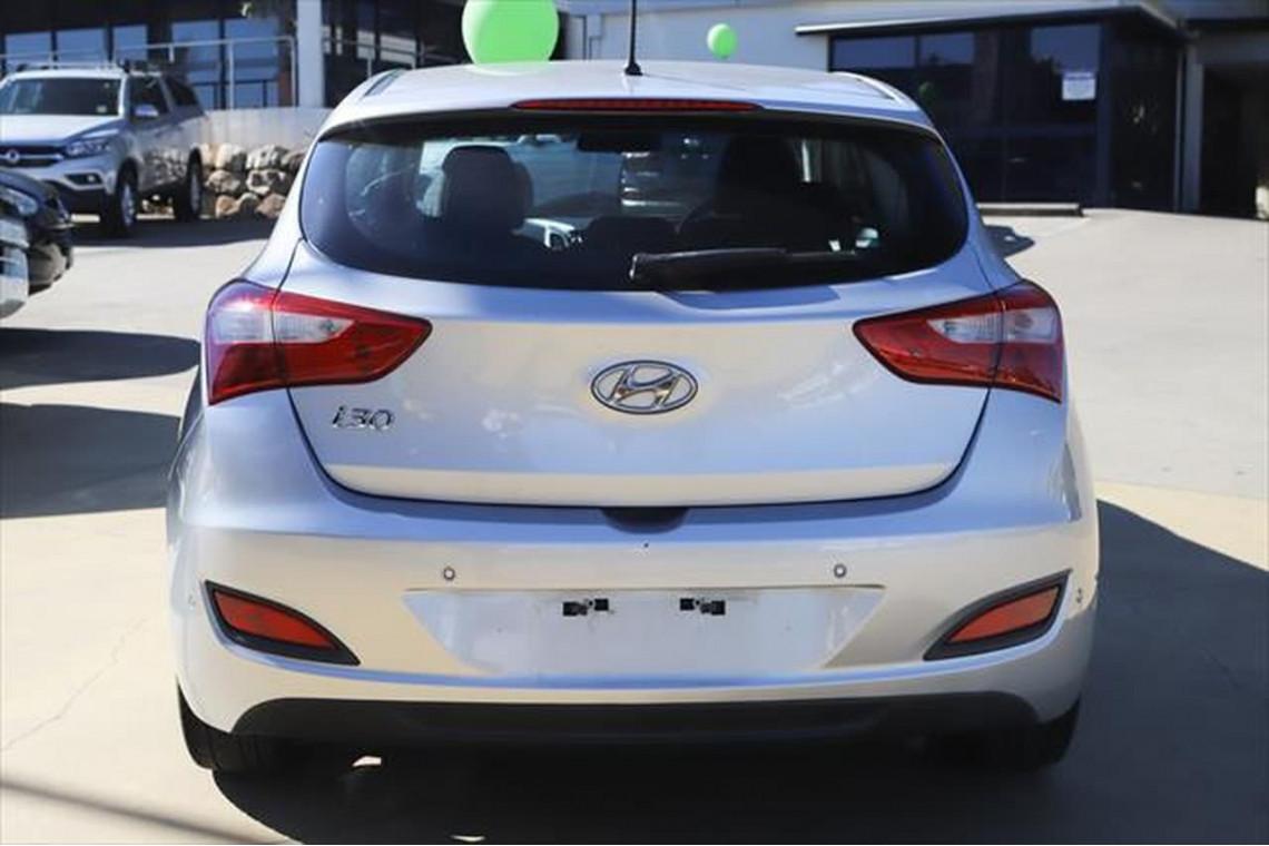 2013 Hyundai I30 GD SE Hatchback